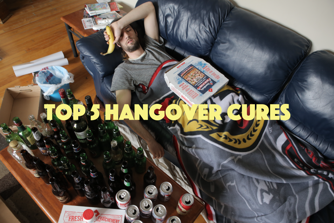 07 – Top 5 Hangover Cures – PodCavern