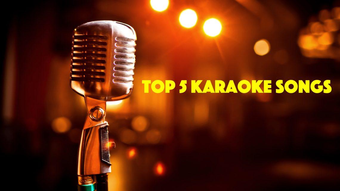14 – Top 5 Karaoke Songs – PodCavern