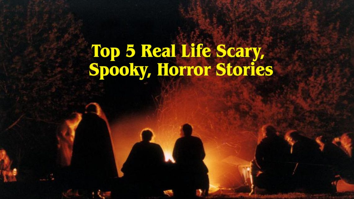 18 – Top 5 Real Life Scary, Spooky, Horror Stories – PodCavern
